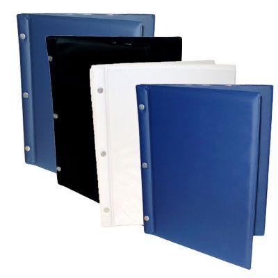 Papeler a modelo carpeta tres tornillos domicilios for Carpetas para oficina